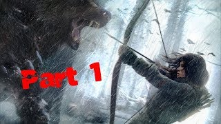 Rise of the Tomb Raider #1 PS4