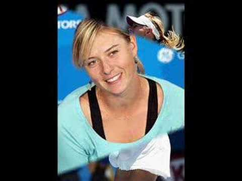 sharapova ausopen 2008 punjabi mc hogya sharabiremixed