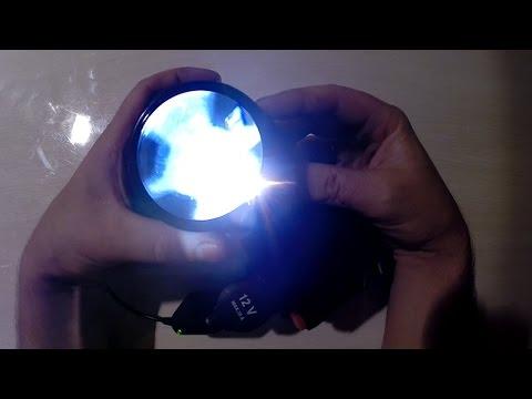 Самодельный километровый фонарик