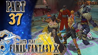 Let's Play Final Fantasy X |#37| Home Invasion