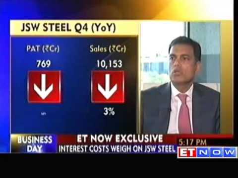 Karnataka Mining Ban Hurt JSW Steel : Sajjan Jindal