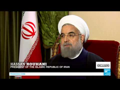 "Hassan Rouhani: ""Relations between US & Iran have improved, differences will eventually disappear"""