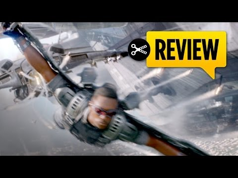 Epic Movie Review: Captain America: The Winter Soldier (2014...