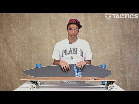 Arbor Timeless Pin & GT Bamboo 46 Inch Complete Longboard Review - Tactics.com
