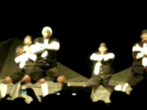 Bahamas Best Dance Crew (22-AUG-09) juice unit Pt 1 Video