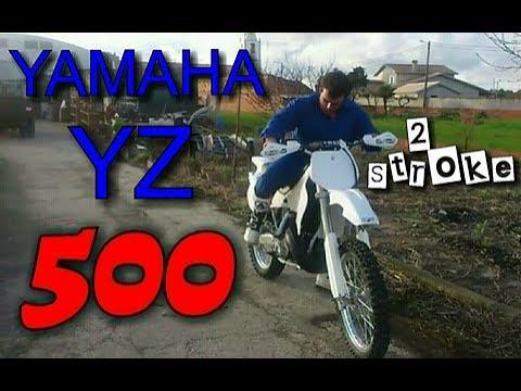 Yamaha YZ 500 1996 ( 2 Stroke )