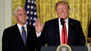 Trump fires back at critics of 'zero tolerance' immigration policy