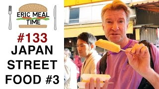 Japan Street Food (Fish Market) - Eric Meal Time #133
