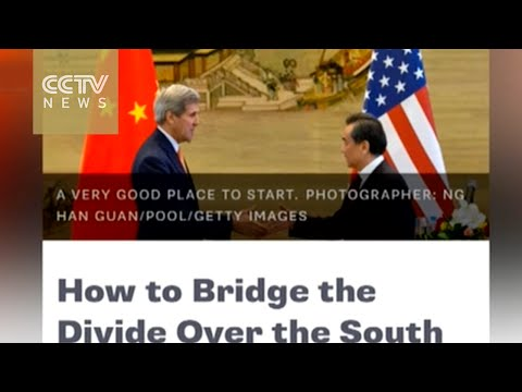 Chinese ambassador to US calls for bridging the divide