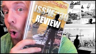 TWD Comic Issue 139 Review & Discussion