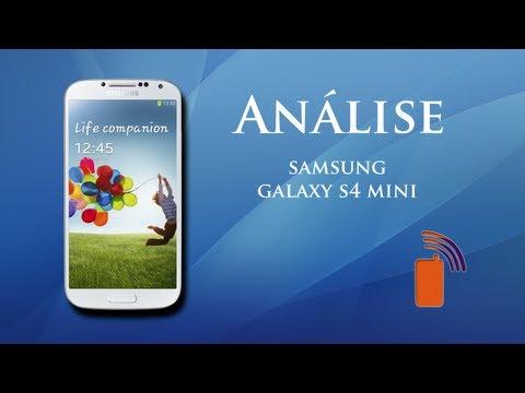 Análise: Galaxy S4 mini PT-BR