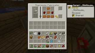 Minecraft. Industrial Survival #5. Не много FORESTRY  .