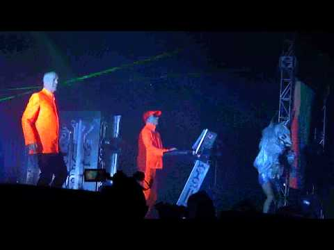 PET SHOP BOYS LIVE CHILE 2013 / 'VOCAL' / MOVISTAR ARENA