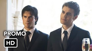 """The Vampire Diaries 8x09 Promo """"The Simple Intimacy of the Near Touch"""" (HD) Season 8 Episode 9 Promo"""