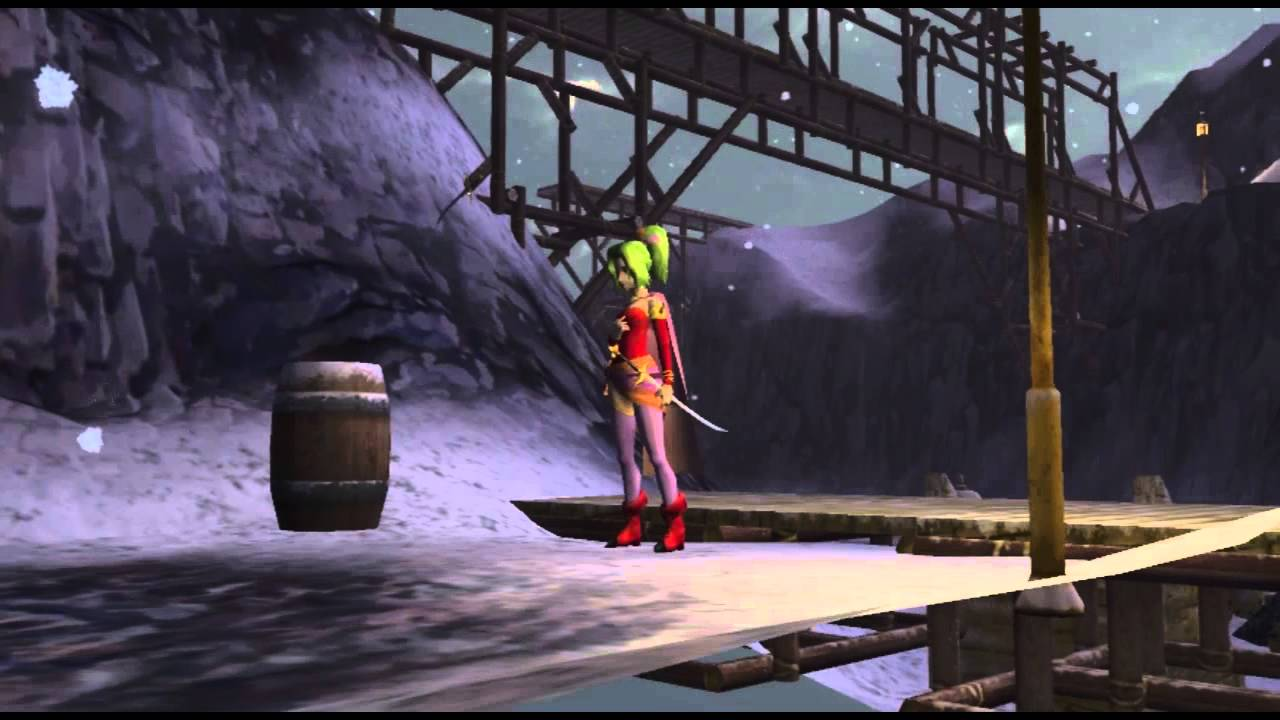 Final Fantasy VI 3D Fan Project YouTube