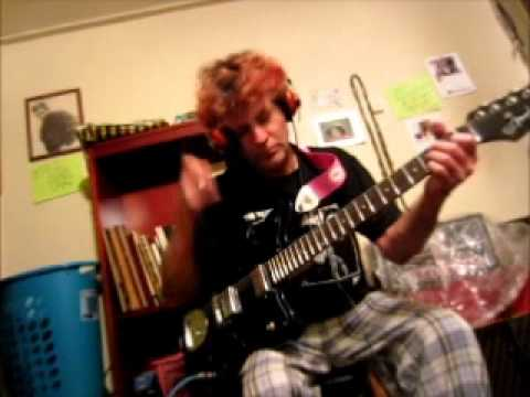 Fake Chinese Fender Lee Ranaldo Jazzmaster