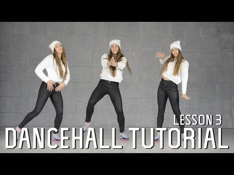 Dancehall Tutorials | Lesson 3 - Star Bwoy, One shot, Come outta mi way