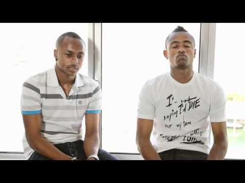 André et Jordan Ayew : La rencontre exclusive