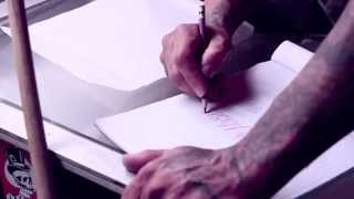 """DJ 40oz"""" TATTOOS & MUSIC"""" OFFICIAL MUSIC VIDEO(WATCH IN 1080p)"""