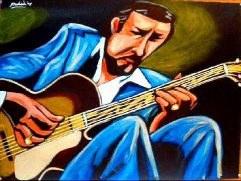 Barney Kessel plays standards - On a slow boat to china.wmv