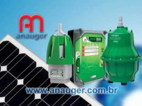 Bombeamento Anauger Solar - Solar Water Pumps