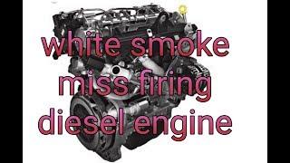 Maruti Suzuki Swift dzire white smoke engine overall missing &miss firing