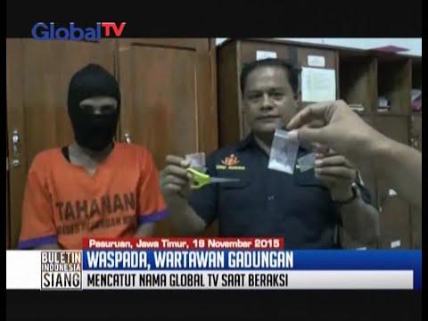 Hati-Hati Dengan Wartawan Gadungan Yang Mengaku Dari Global TV - BIS 20/11