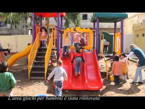 CTM e Cooperazione Italiana per i bimbi di Nahr el Bared