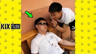 Watch keep laugh EP282 ● The funny moments 2018