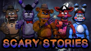 "Freddy Fazbear and Friends ""Scary Stories"" (Late Halloween Special)"
