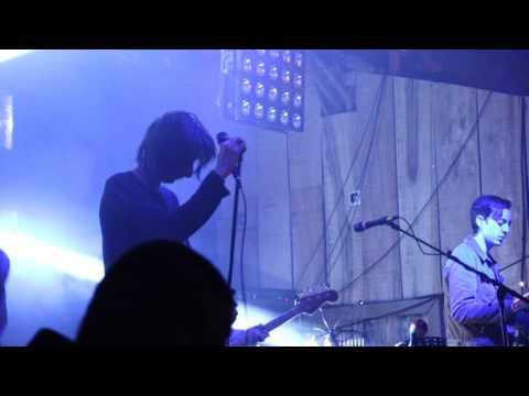 The Horrors En vivo Concierto Bogotá D.C Mayo 7/2015