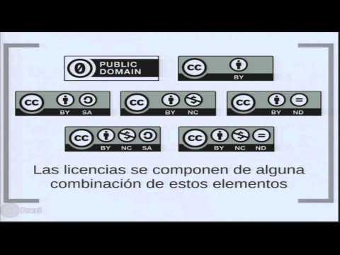 CPSLV1 - Introducción a Creative Commons