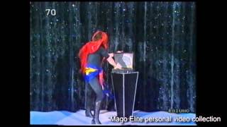Jeff Mc Bride 1987 Italy - Mago Elite video collection