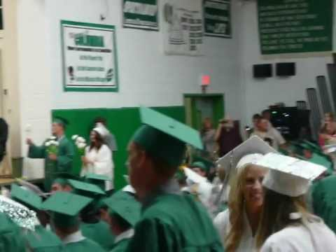 Columbia High School 2012 Commencement