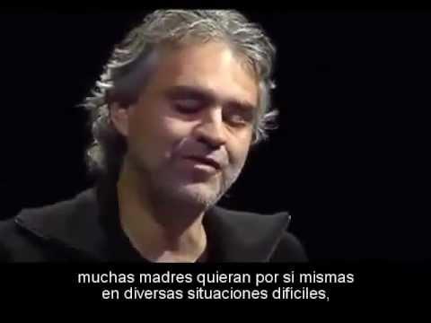 Andrea Bocelli – Su historia