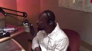 Wyclef Jean Records A Freestyle For Kube 93 S Sound Session