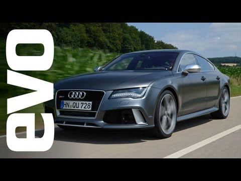 Audi RS7 Sportback | evo REVIEW