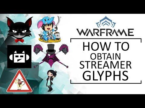 Warframe I Streamer Glyphs p.7