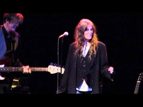 "Patti Smith, ""Frederick"""