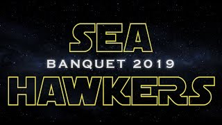 Seahawkers Banquet 2019 (Star Wars style!)