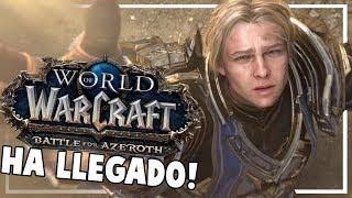 ¡¡BATTLE FOR AZEROTH ESTÁ ACÁ!!