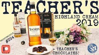 Teacher's Highland Cream - WhiskyWhistle 294