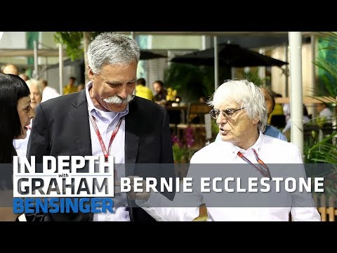 Bernie Ecclestone: Stripped of my power