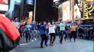 T20 Cricket Worldcup Bangladesh Flash Mob City College of New york