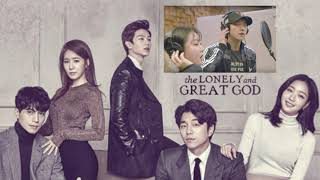 Punch ft Chanyeol-EXO Stay With Me for Goblin OST  [8D] + lyrics