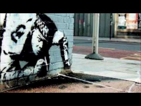 banksy montage