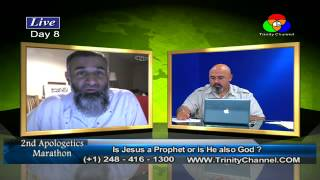 Video: Is Jesus a Prophet or God? - Sam Shamoun vs Anjem Choudary
