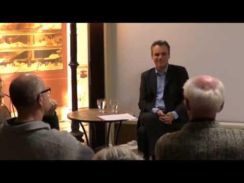 Diskussion mit Prof.Dr. Frank Überall - Philosophischer Salon Frankfurt am Main | #Frankfurt