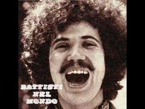 Lucio Battisti-Il mio canto libero Music Videos
