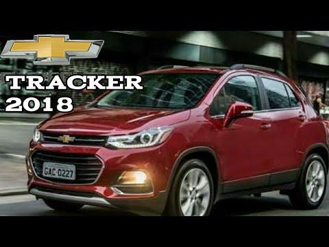 Novo Chevrolet Tracker 2018 - Todos detalhes